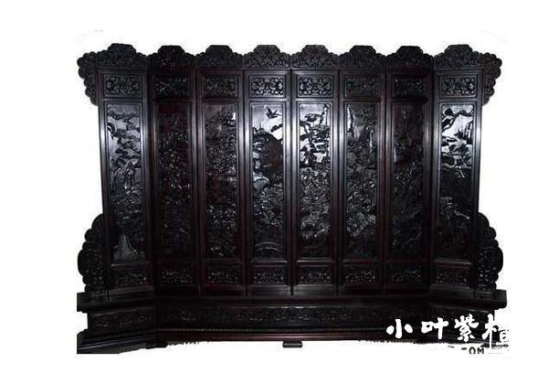 解密崇祯皇帝禁用紫檀木家具之谜